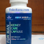 kidney care capsule for man green world global
