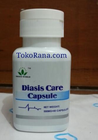 diasis care capsule green world global