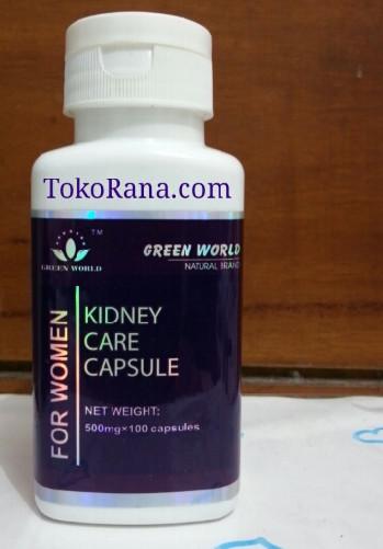 kidney care capsule for women green world global