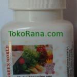 multivitamin tablet for child green world global