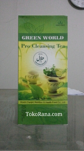 pro slim tea / intestine tea