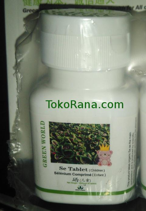 se tablet child green world global
